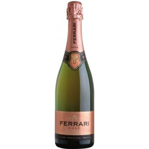 Ferrari Brut Rose Sparkling Wine Veneto