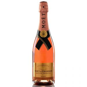 Moet et Chandon Nectar Imperial Rose Champagne