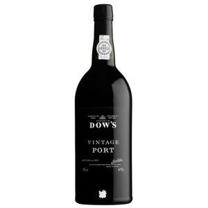 2016 Dow's Vintage Port 375ml Half-bottle