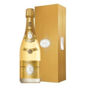 2013 Louis Roederer 'Cristal' Brut Champagne with Gift Box