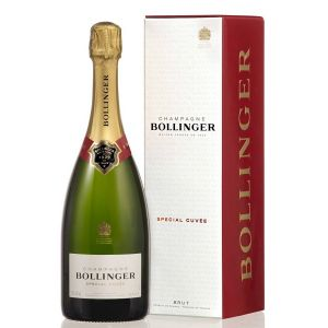 Bollinger Brut Special Cuvee with Gift Box
