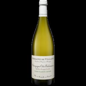 2018 Domaine de Villaine 'Les Clous Aime' Bourgogne Blanc Côte Chalonnaise