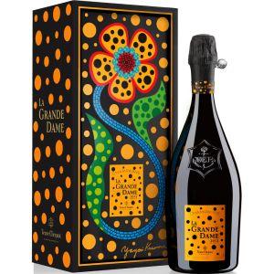 2012 Veuve Clicquot 'La Grande Dame x Yayoi Kusama Limited Edition' with Reveal Gift Box Pre-Arrival